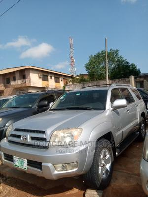 Toyota 4-Runner 2006 Silver   Cars for sale in Lagos State, Maryland