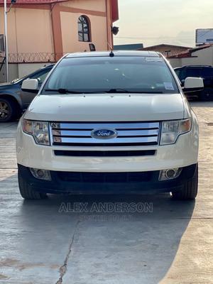 Ford Edge 2009 SE 4dr FWD (3.5L 6cyl 6A) White | Cars for sale in Lagos State, Alimosho
