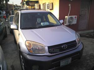 Toyota RAV4 2004 Silver | Cars for sale in Lagos State, Ikeja