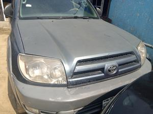 Toyota 4-Runner 2003 4.7 Silver | Cars for sale in Rivers State, Port-Harcourt