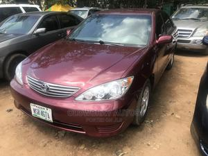 Toyota Camry 2006 Red | Cars for sale in Abuja (FCT) State, Gudu