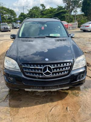 Mercedes-Benz M Class 2008 ML 63 AMG Black | Cars for sale in Lagos State, Ikorodu