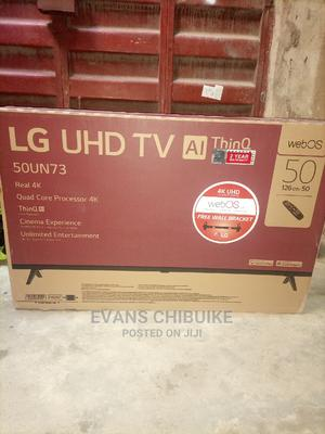 Brand New LG 50 Inches Smart TV   TV & DVD Equipment for sale in Lagos State, Ojo