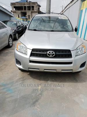 Toyota RAV4 2011 2.5 4x4 Silver | Cars for sale in Lagos State, Alimosho