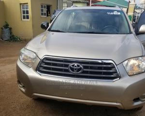 Toyota Highlander 2010 Limited Gold   Cars for sale in Lagos State, Ikeja