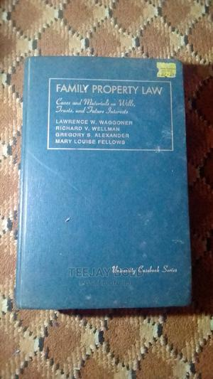 Family Property Law | Books & Games for sale in Osun State, Ife