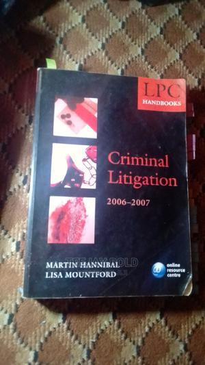 Criminal Litigation | Books & Games for sale in Osun State, Ife
