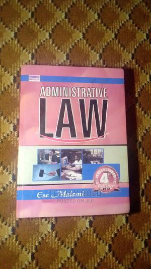 Administrative Law by Ese Malemi | Books & Games for sale in Osun State, Ife
