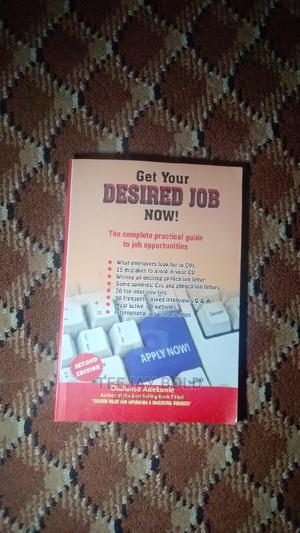 Getting Desired Job Manual | Books & Games for sale in Osun State, Ife