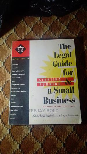 Guide for a Small Business | Books & Games for sale in Osun State, Ife