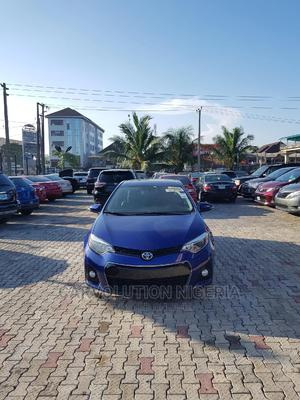 Toyota Corolla 2016 Blue | Cars for sale in Lagos State, Lekki