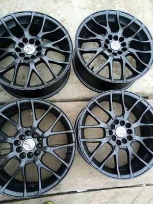 Tukunbo Alloy Rim for Kexus and Carmy | Vehicle Parts & Accessories for sale in Lagos State, Mushin