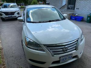 Nissan Sentra 2013 SV White | Cars for sale in Abia State, Aba North
