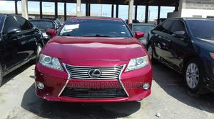 Lexus ES 2014 350 FWD Red | Cars for sale in Lagos State, Amuwo-Odofin