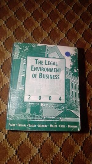 The Legal Environment of Business | Books & Games for sale in Osun State, Ife