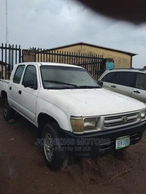 Toyota Hilux 1994 White | Cars for sale in Edo State, Benin City
