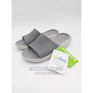 High Quality CROCS Men's Sandals Literide Avaialble for Sale   Shoes for sale in Lagos State, Magodo