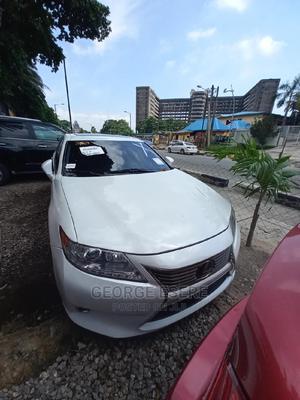Lexus ES 2013 White   Cars for sale in Lagos State, Ikoyi