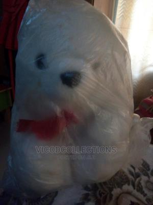 Big White Teddy Bear | Toys for sale in Lagos State, Mushin