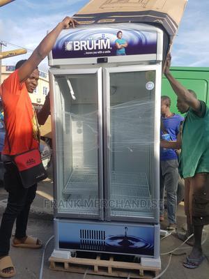 BRUHM Showcase Glass Douben Door 100%Copper 2 Years Warranty | Store Equipment for sale in Lagos State, Magodo