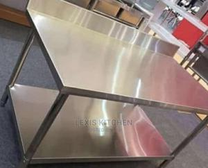 Standard Working Table With Back | Restaurant & Catering Equipment for sale in Lagos State, Ikeja