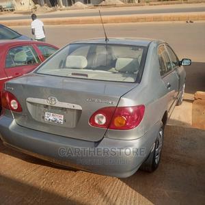 Toyota Corolla 2003 Sedan Gray | Cars for sale in Oyo State, Egbeda