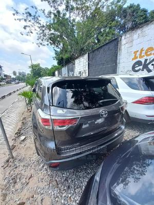 Toyota Highlander 2014 Gray | Cars for sale in Lagos State, Ikoyi