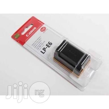 Canon LP-E6 Battery For Canon EOS 60D, 70D, 7D,6D & 5D Series