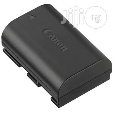 Canon LP-E6 Battery For Canon EOS 60D, 70D, 7D,6D & 5D Series   Photo & Video Cameras for sale in Port-Harcourt, Rivers State, Nigeria