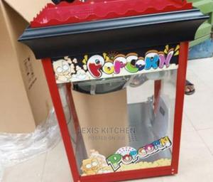 Red and Black Popcorn Machine | Restaurant & Catering Equipment for sale in Abuja (FCT) State, Wuse 2