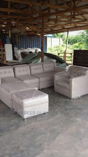 Complete Set of L Shape Sofa   Furniture for sale in Oyo State, Ibadan