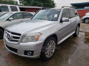 Mercedes-Benz GLK-Class 2010 350 4MATIC Silver | Cars for sale in Lagos State, Magodo