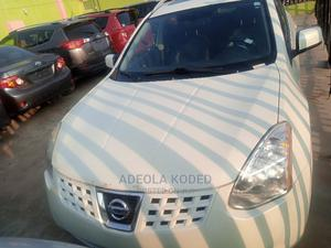 Nissan Rogue 2008 SL White | Cars for sale in Lagos State, Alimosho