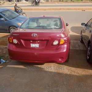 Toyota Corolla 2008 1.8 LE Red | Cars for sale in Oyo State, Ibadan