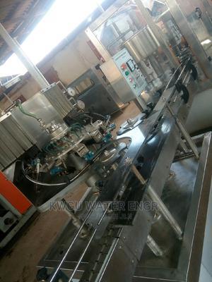 Bottle Water Machine   Manufacturing Equipment for sale in Kaduna State, Kaduna / Kaduna State