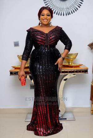 New Quality Turkey Long Fitted Dress | Clothing for sale in Lagos State, Ikeja