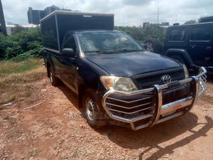Toyota Hilux 2010 Black | Cars for sale in Abuja (FCT) State, Central Business Dis