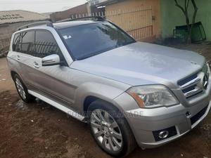 Mercedes-Benz GLK-Class 2010 350 4MATIC Silver | Cars for sale in Lagos State, Abule Egba