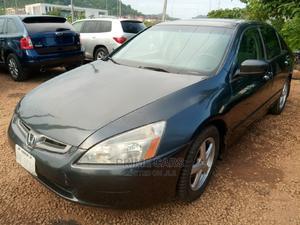 Honda Accord 2004 Sedan EX Black   Cars for sale in Abuja (FCT) State, Katampe
