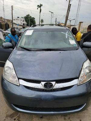 Toyota Sienna 2008 XLE AWD Gray   Cars for sale in Lagos State, Surulere
