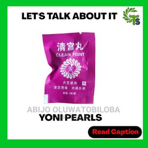 Yoni Pearls | Sexual Wellness for sale in Lagos State, Gbagada