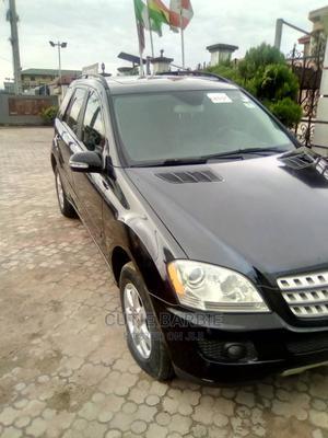 Mercedes-Benz M Class 2007 ML 350 4Matic Black | Cars for sale in Lagos State, Lagos Island (Eko)