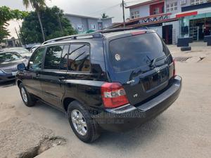 Toyota Highlander 2005 V6 Black | Cars for sale in Lagos State, Gbagada