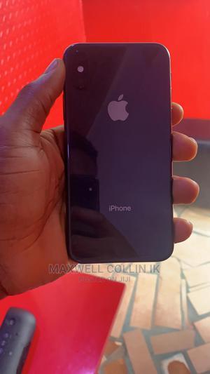 Apple iPhone X 64 GB Black | Mobile Phones for sale in Enugu State, Nkanu West