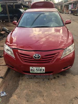 Toyota Camry 2008 3.5 LE Red | Cars for sale in Edo State, Benin City