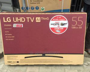 LG 4ksmart 55 Inches Tv | TV & DVD Equipment for sale in Lagos State, Ajah