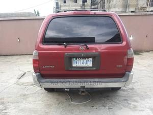 Toyota 4-Runner 1998 4Runner Red | Cars for sale in Lagos State, Amuwo-Odofin
