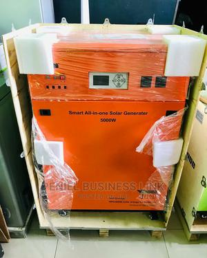 5000watts Solar Generator | Solar Energy for sale in Lagos State, Ojo