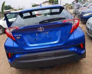 Toyota C-Hr 2018 Blue | Cars for sale in Lagos State, Isolo