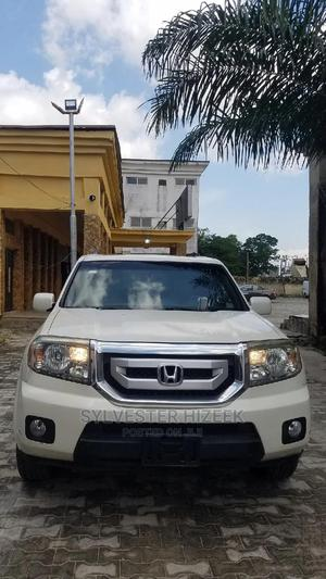 Honda Pilot 2011 White   Cars for sale in Lagos State, Ajah